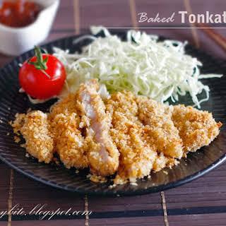 Baked Tonkatsu.
