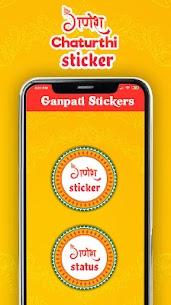 Ganpati Stickers 2019 1.3 Mod APK Updated 1