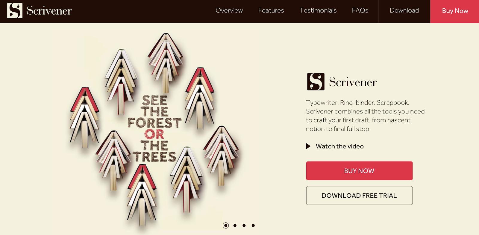 Scrivener App | Opportunities for Influencers in Lockdown