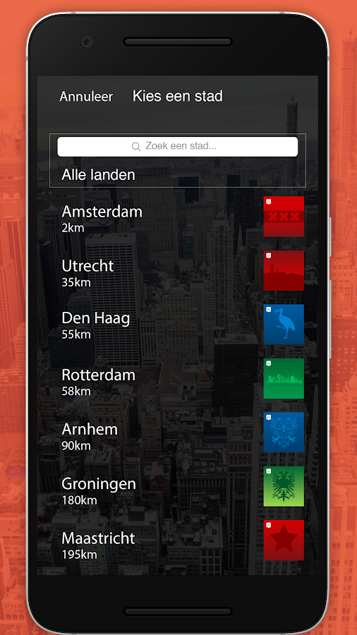 Den Bosch- screenshot