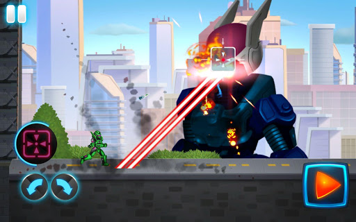 Automatrons 2: Robot Car Transformation Race Game 3.41 screenshots 16