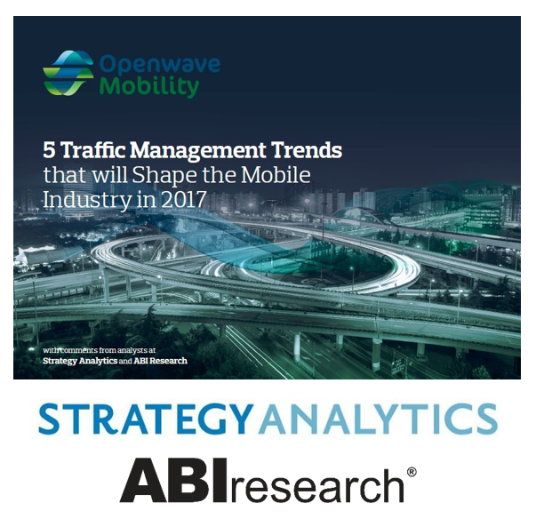 Mobile traffic management 2017