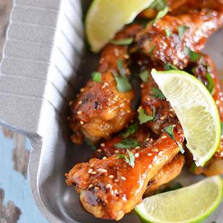 Sticky Wings Honey Recipes
