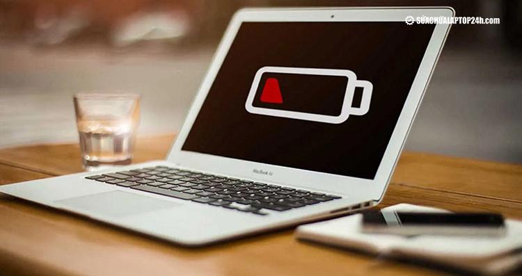 Pin laptop chưa bị chai có thể bảo dưỡng theo quy trình 6 bước