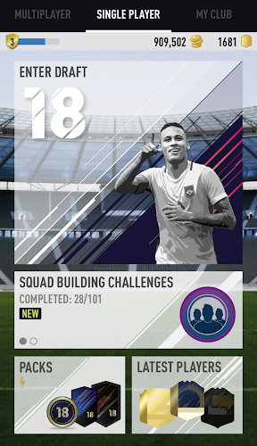 FUT 18 DRAFT by PacyBits Android App Screenshot