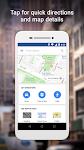 screenshot of Google Maps Go - Directions, Traffic & Transit