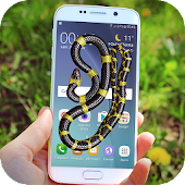 Snake in Phone Hissing Joke
