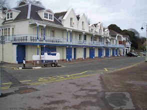 Photo: Penarth Promenade The Yacht Club