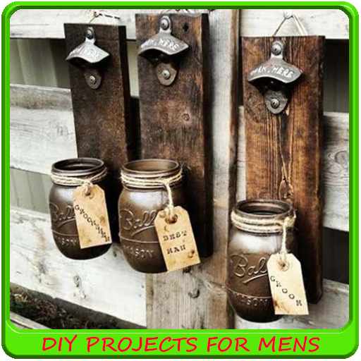 Easy DIY Projects For Men