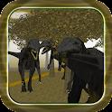 Dino craft free icon