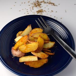 Garlic Anise Potatoes