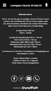 Lexington Church Of God SC - Apps on Google Play