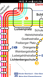Darmstadt Tram Map Apps on Google Play