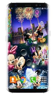 Mickey Mouse Wallpaper HD - náhled