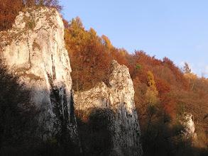 Photo: BB040389 Ojcow - kolory jesieni