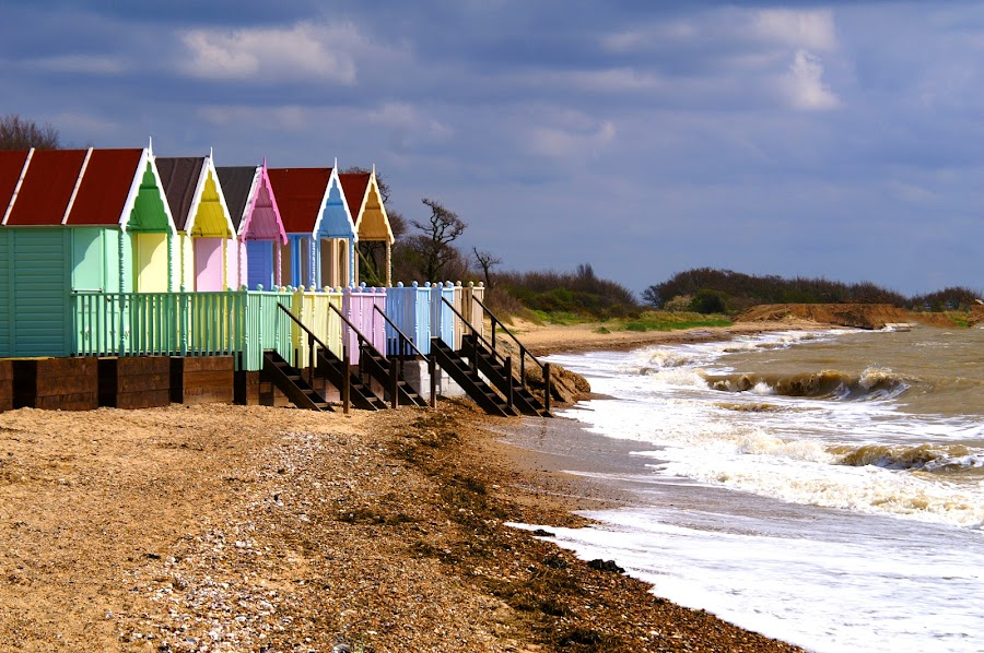 Beach Huts by Peter Chadburn - Buildings & Architecture Other Exteriors