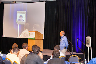 Photo: General Session: Beam on Qt http://www.qtdeveloperdays.com/north-america/general-session-beam-qt