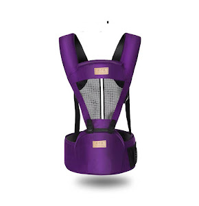 Marsupiu ergonomic cu scaunel, Airsoft Bear, 3-25 kg