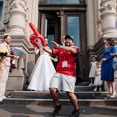 Wedding photographer Anya Agafonova (anya89). Photo of 19.06.2018