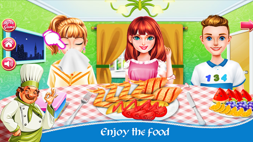 Cooking Chicken Wings- Cooking Diary- Star Chef 1.0 screenshots 7