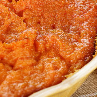 Crockpot Mashed Sweet Potatoes