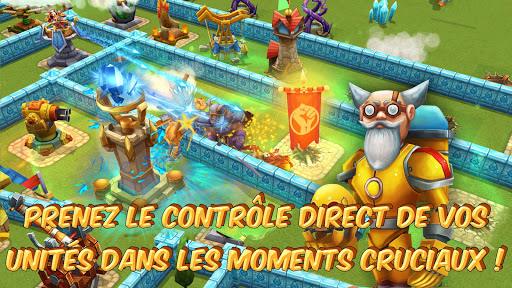 Dragon Lords: 3D  stratégie  captures d'écran 3