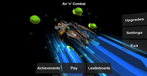 Air 'n' Combat - Voxel Fight