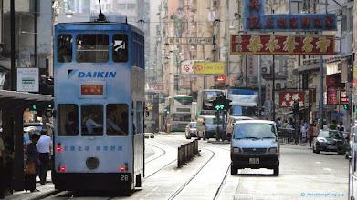 Photo: Hong Kong tram