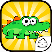 Crocodile Evolution Game
