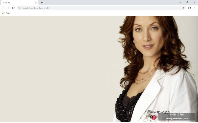 Kate Walsh New Tab Wallpapers Collection