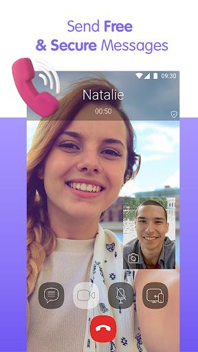 Viber Messenger - Messages, Group Chats & Calls screenshot 2