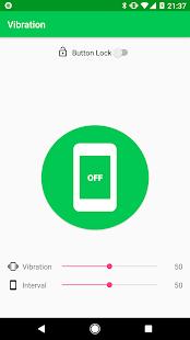 App Vibration - Simple Vibrator App APK for Windows Phone