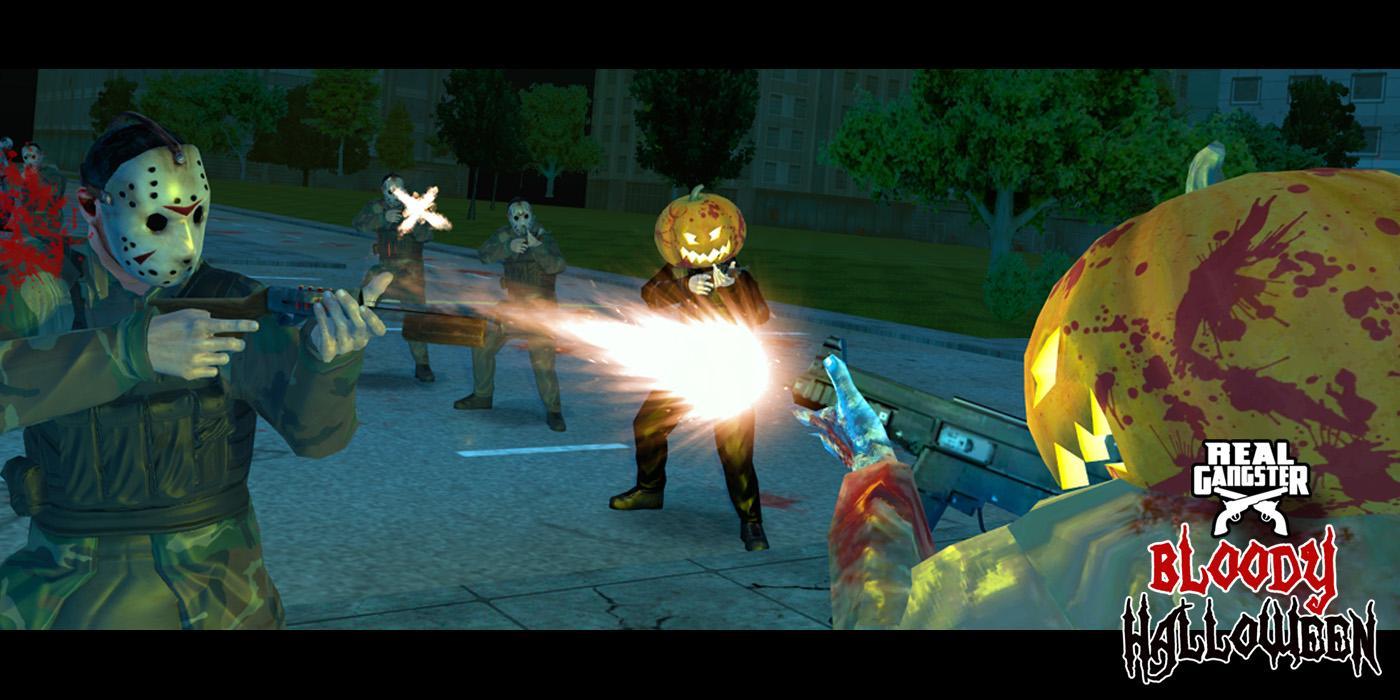 bloody halloween game screenshot - Halloween Video Game Michael Myers