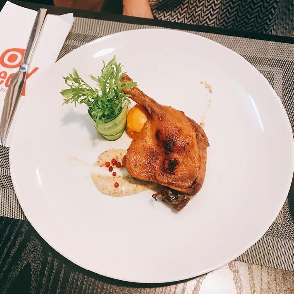 O'Steak 歐法式牛排餐廳 法國巴黎小酒館 緊鄰金華公園 法式餐酒館 大安區 東門商圈美食 約會牛排餐廳