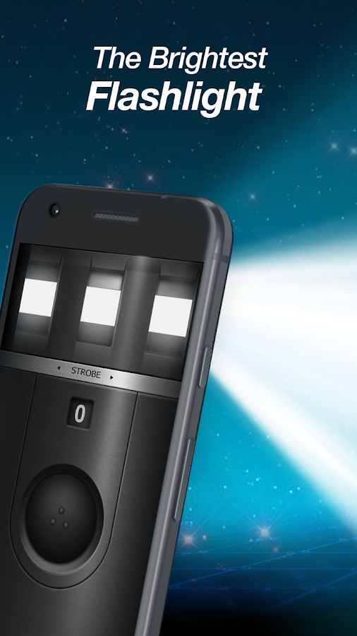 Screenshots of Brightest LED Flashlight for iPhone