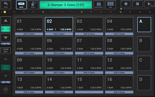 G-Stomper Studio- screenshot thumbnail