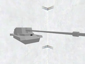 44年式90口径88mm砲搭載型重戦車駆逐車 Copy