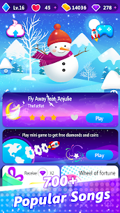 Magic Piano Pink Tiles – Music Game 4
