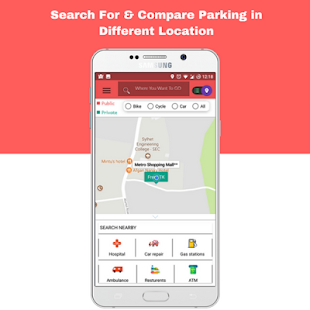 Parking Koi-পার্কিং কই (Beta) screenshot