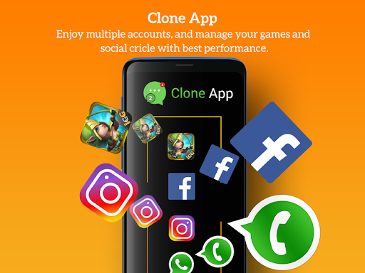 Clone App: Dual App Cloner 1.1.8 screenshots 1