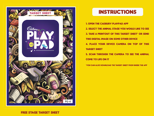 Cadbury PlayPad 1.976 screenshots 13