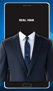 Man Photo Suit- screenshot thumbnail
