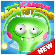Candy Monsters - Pop The Fruit Candy Juice Crush