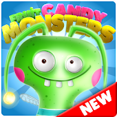 Candy Monsters - Fruit Match Connect and Blast