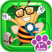 Spelling Bee Words Practice For 1st Grade FREE Android APK Download Free By Play2Learn Dev.