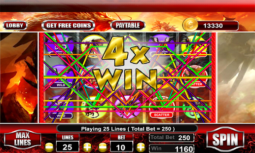 Siberian Storm Mobile Free Slot Game - IOS / Android Version