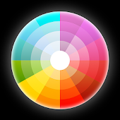 Colorfill.io - Fill the Color Wheel