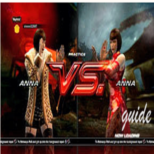 Guia Tekken Anna Williams VI
