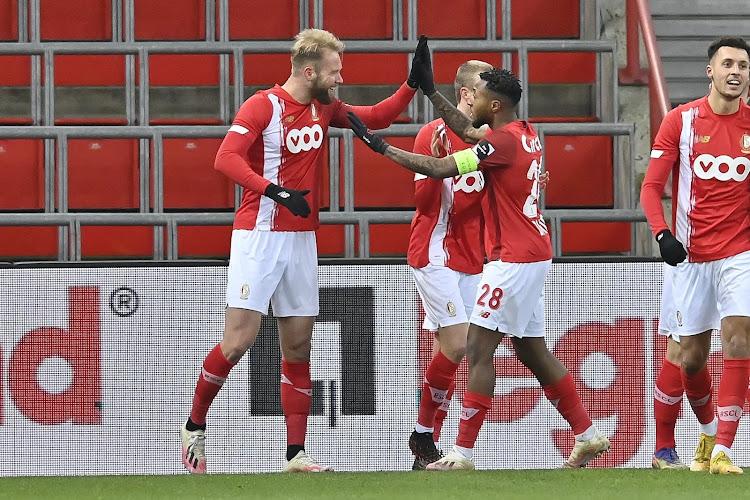 Le onze du Standard de Liège est connu : Raskin sur le banc