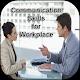 keterampilan komunikasi di tempat kerja (app)